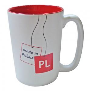 KL biało-czerwony herbata