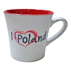 KD biało-czerwony I Love Poland