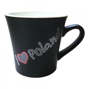 KD czarno-biały I love Poland