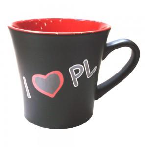 KD czarno-czerwony LOVE PL