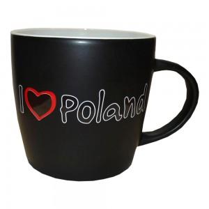 KG czarno-biały I Love Poland