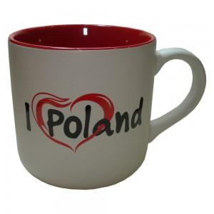 KR biało czerwony    I love Poland